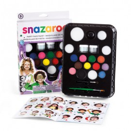 Snazaroo Set Trucco Viso - Party